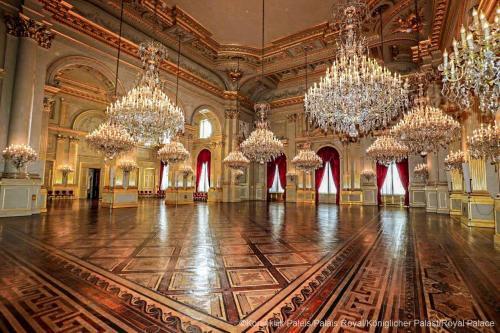 palais royal de bruxelles la monarchie belge