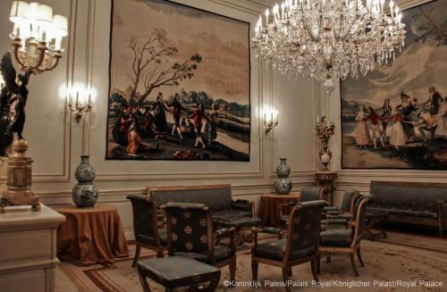 Royal Palace   Goya Room
