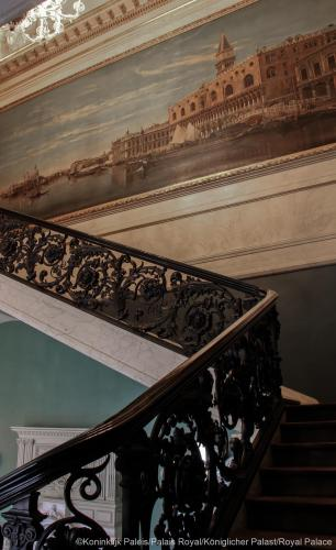 Royal Palace - Venice Staircase