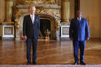President van de Republiek Guinea-Bissau