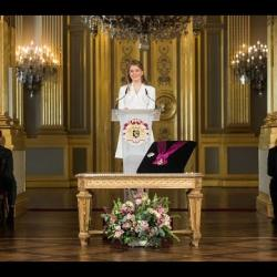 Toespraak/Discours/Ansprache 25/10/2019 - Click to play this video in an overlay.
