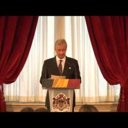 Toespraak Autoriteiten van het Land / Discours Autorités du Pays 2018 - Click to play this video in an overlay.