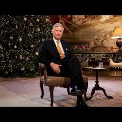 Discours de S.M. le Roi - Noël et Nouvel An (24/12/2019)