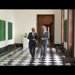 President of Cape Verde - 11/07/2017 - Click to play this video in an overlay.