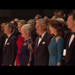 Concert in honour of HM the Queen of Denmark (Copenhagen 29/03/2017)