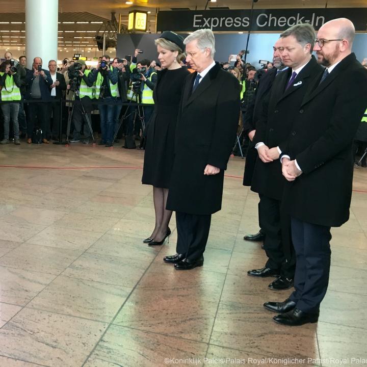 Gedenkfeier für die Opfer von Terroranschlägen - Click to enlarge