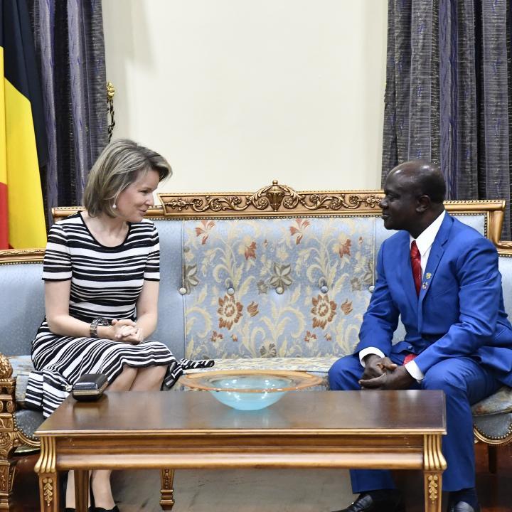 Ghana - Visite de travail - Click to enlarge