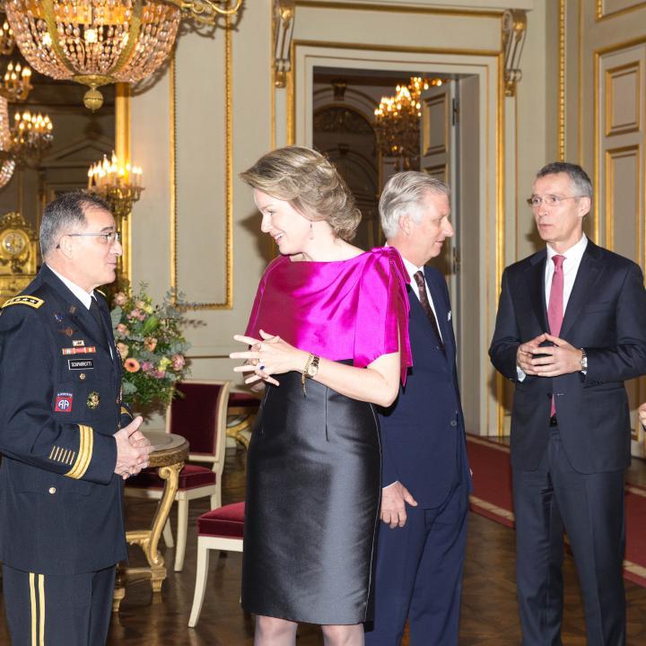 Nieuwjaarsreceptie - Diplomatiek Corps - Click to enlarge