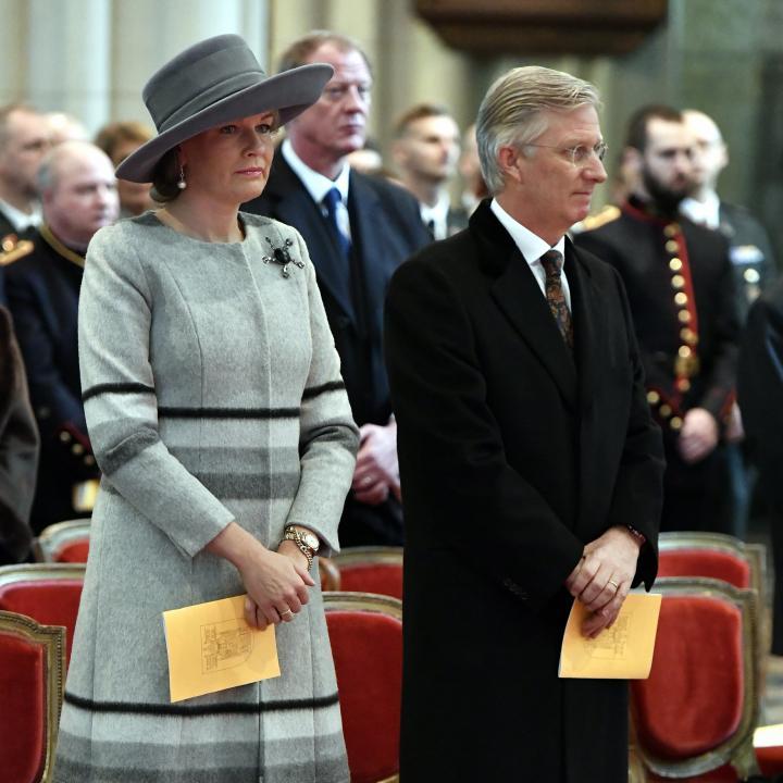 Verstorbener Mitglieder der königlichen Familie - Click to enlarge