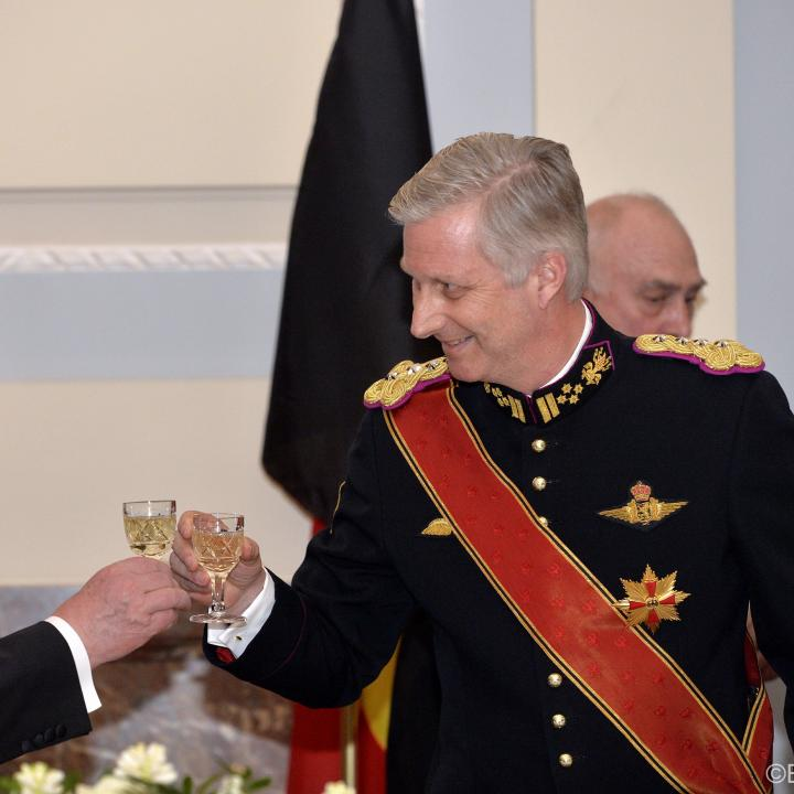 State visit of the President of the Federal Republic of Germany - Click to enlarge