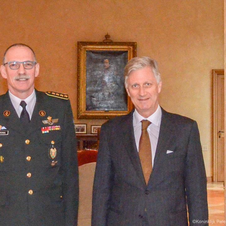Generaal Marc Compernol  - Click to enlarge