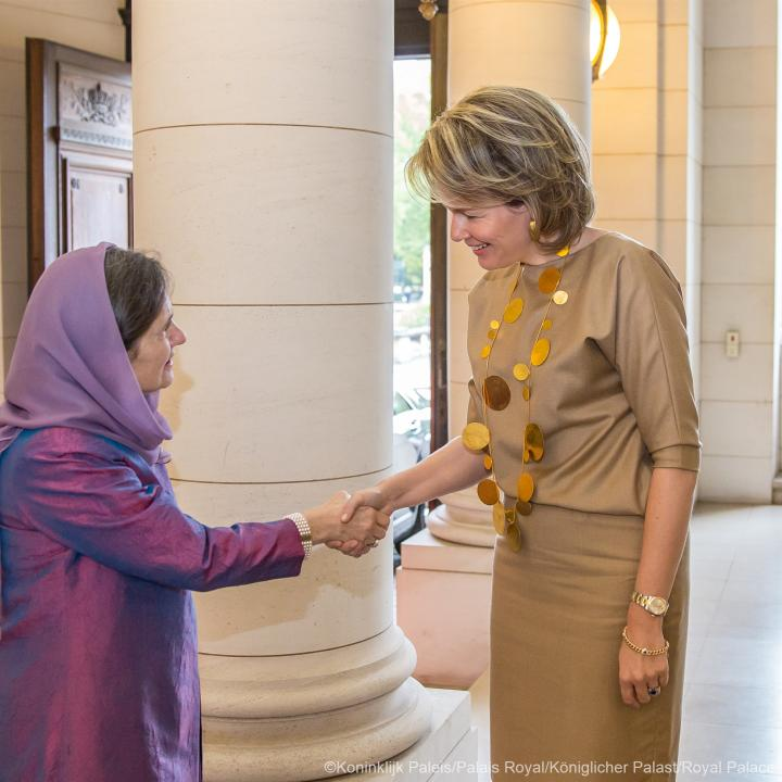 Rula Ghani - Click to enlarge