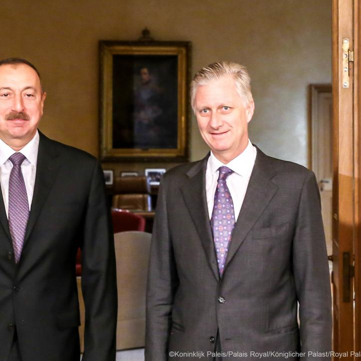 Ilham Aliyev - Click to enlarge