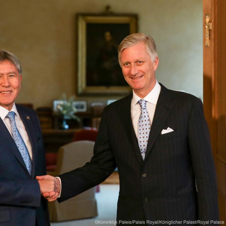 Almazbek Atambayev - Click to enlarge