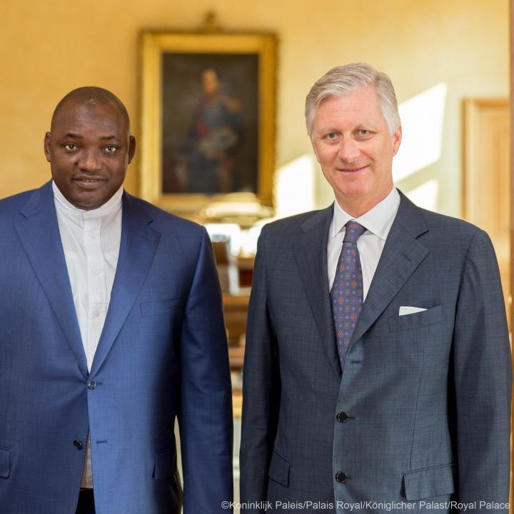 Adama Barrow - Click to enlarge