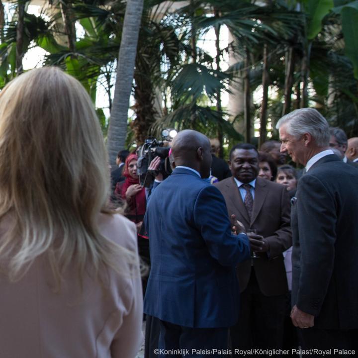 Leiter der diplomatischen Missionen - Click to enlarge